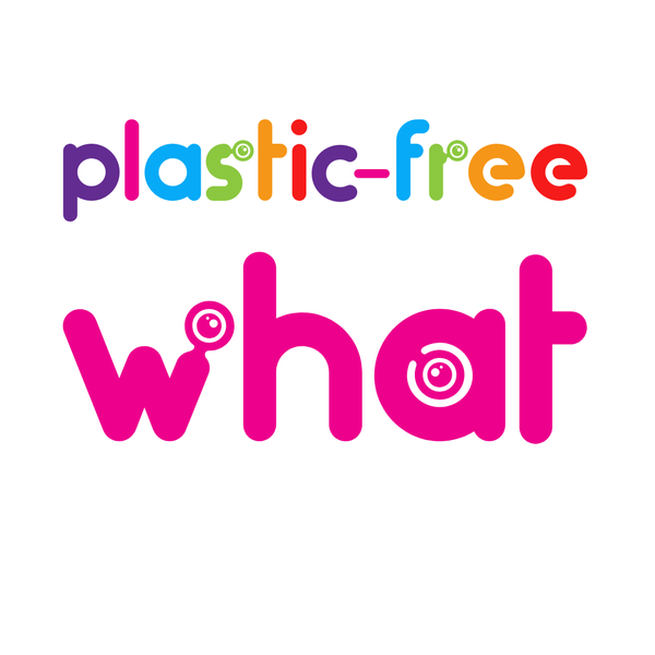 Plastic-free what?