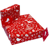 Recycled and recyclable wrapping paper Ireland