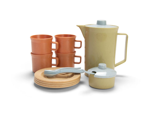 Bioplastic Coffee Set in a Gift Box