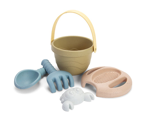 Tiny Bioplastic Bucket Set - from age 10 months