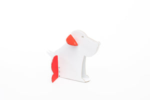 10 Colour-In 3D Farm Animals