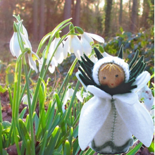 Load image into Gallery viewer, Little season doll make-it kit