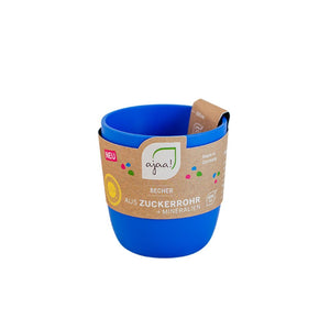ajaa! Durable bioplastic cups made from plants - jiminy eco-toys