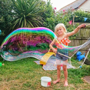 BORROW a Jumbo Eco-Bubble Kit >> This is an item you borrow and return to us, not one you buy to keep << - jiminy eco-toys