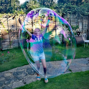 BORROW a Sensory Eco-Bubble Kit >> This is an item you borrow and return to us, not one you buy to keep << - jiminy eco-toys