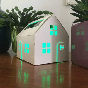 Casagami Plus larger, colour-changing, organic-solar-panel nightlight - jiminy eco-toys