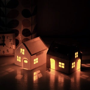 Casagami small solar-powered nightlight - jiminy eco-toys