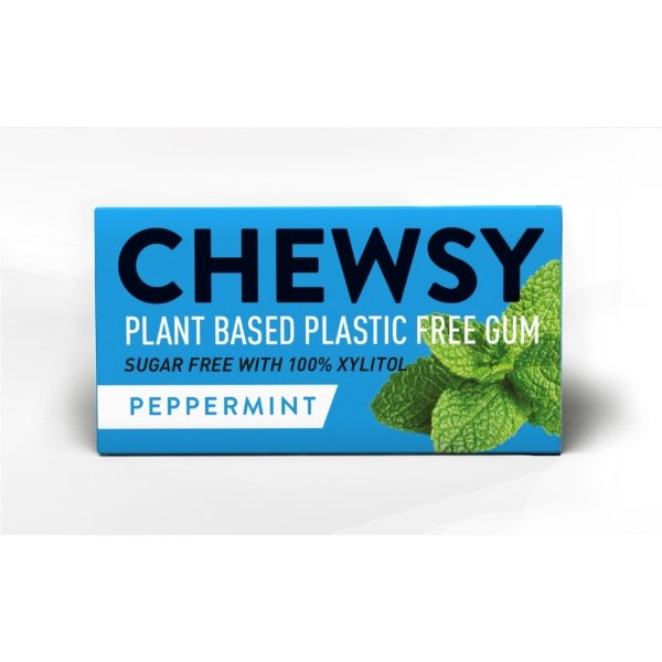 Chewsy Plastic Free Chewing Gum - jiminy eco-toys