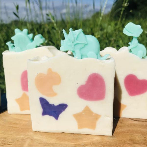 Children's eco soap - jiminy eco-toys