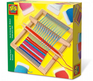 Craft kit: Weaving loom - jiminy eco-toys