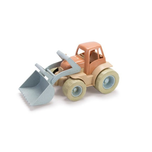 DanToy Bioplastic Tractor with Grab in a Gift Box - jiminy eco-toys