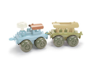 DanToy Bioplastic Train in a Gift Box - jiminy eco-toys