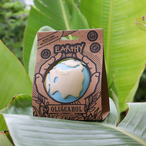 EARTHY THE WORLD BALL - jiminy eco-toys