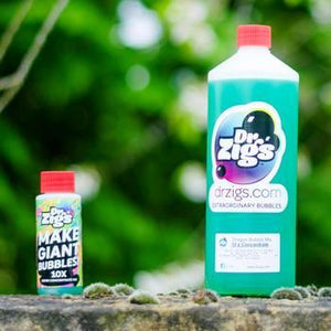 Eco concentrated giant bubble mix refills! - jiminy eco-toys