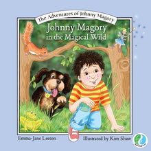 Load image into Gallery viewer, Johnny Magory Irish nature-adventure books - jiminy eco-toys