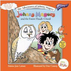 Johnny Magory Irish nature-adventure books - jiminy eco-toys