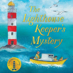 Lighthouse Keeper's Mystery (a paperback book by Armitage, Ronda) - jiminy eco-toys