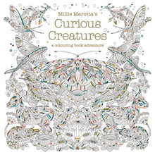 Load image into Gallery viewer, Millie Marotta's Curious Creatures (colouring book) - jiminy eco-toys