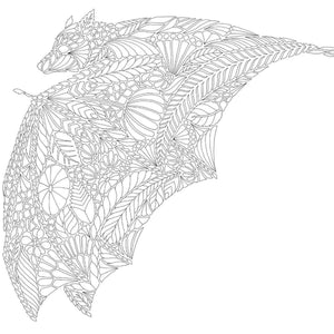 Millie Marotta's Beautiful Birds (colouring book)