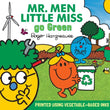 Load image into Gallery viewer, Mr. Men and Little Miss go Green (a paperback book by Adam Hargreaves) - jiminy eco-toys