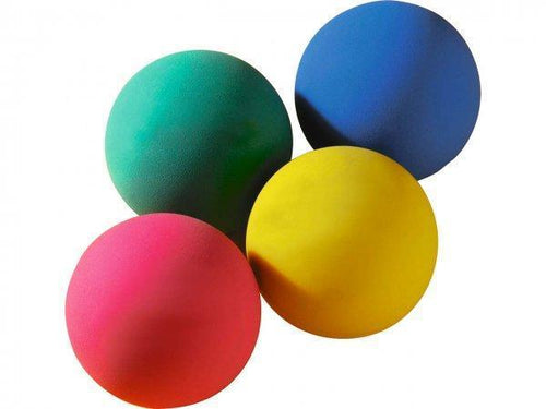 Natural rubber bouncy ball - jiminy eco-toys