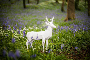 Paper Pet Kit: Deer standing - made in Ireland - jiminy eco-toys