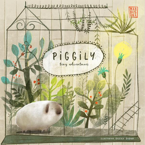 Piggily - a board game *About Guinea Pigs* for 2-4 players age 3+ - jiminy eco-toys
