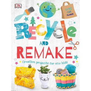 Recycle and Remake (a hardback book) - jiminy eco-toys