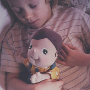Rubens Barn Tummies - organic, warming/cooling doll - jiminy eco-toys