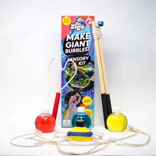Sensory Eco-Bubble Kit - jiminy eco-toys