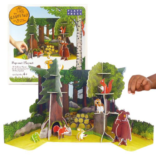 The Gruffalo build and play set - jiminy eco-toys