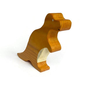 Wooden toy handmade in Europe - dinosaurs - FOR DELIVERY MID-NOVEMBER - jiminy eco-toys