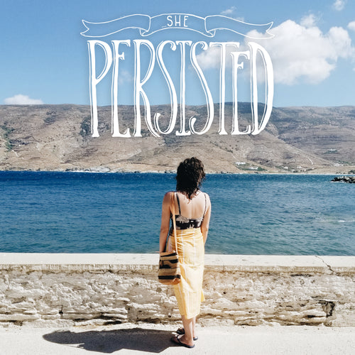 """She Persisted"" Christina L."