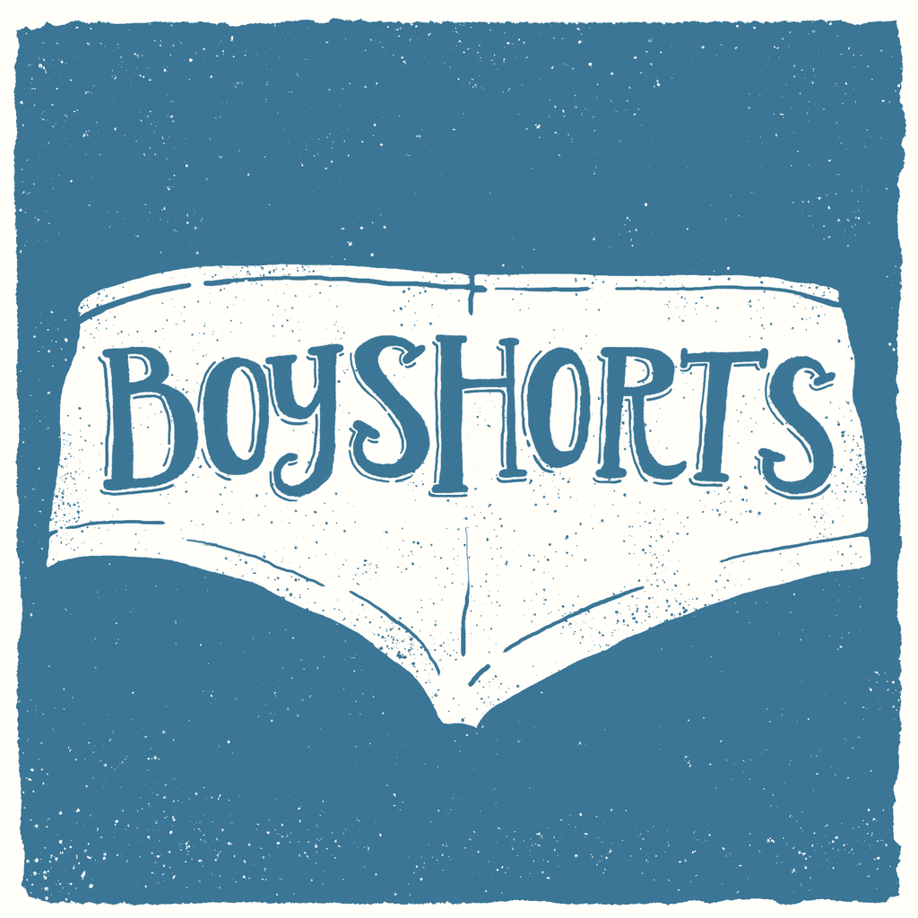 Women's Boyshorts Underwear