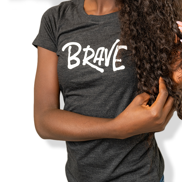 BRAVE Short Sleeve  t- shirt