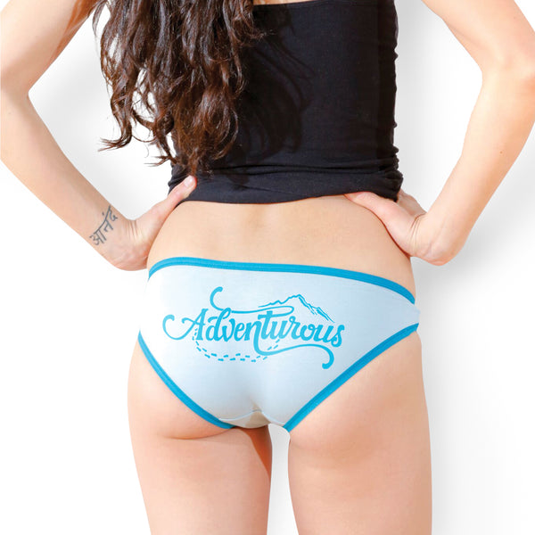 Adventurous Low Rise Bikini