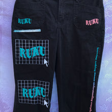 Load image into Gallery viewer, RUKU CYBER PANTS