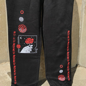 RUKU ROSE SWEATS LE 10