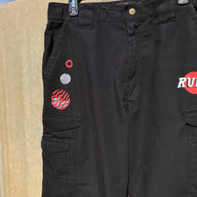 Load image into Gallery viewer, RUKU ROSE BAGGY CARGOS