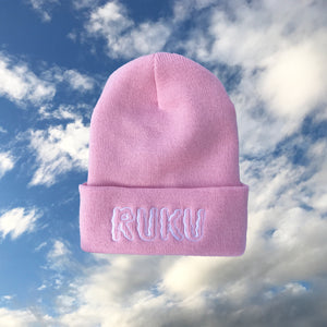 Ruku in the Clouds Beanie LE 30