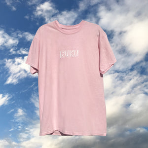 Ruku in the Clouds Simple Tee LE 40