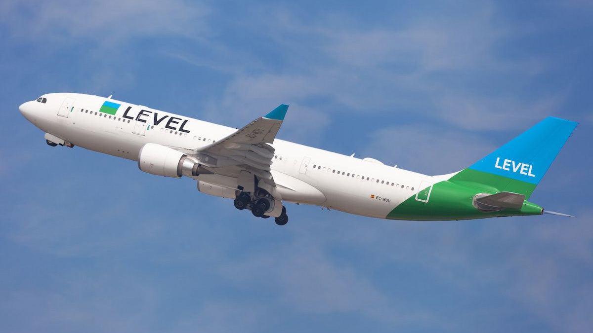 Level Operate from Barcelona, Amsterdam, Paris and Vienna