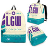 LGW - London Gatwick Airport Backpack