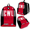 CWL - Cardiff Airport Backpack