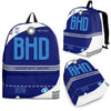 BHD - Belfast George Best Airport Backpack