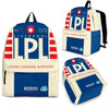 LPL - Liverpool John Lennon Airport Backpack