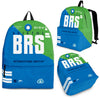 BRS - Bristol Airport Backpack