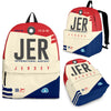 JER - Jersey Airport Backpack