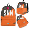 SNN - Shannon Airport Backpack