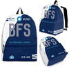 BFS - Belfast Airport Backpack